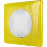 Spot Célianeà leds 3W 90 lumen finition Jaune Today