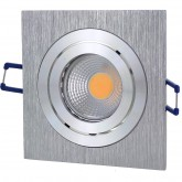 Spot led 6W blanc naturel - light of metal