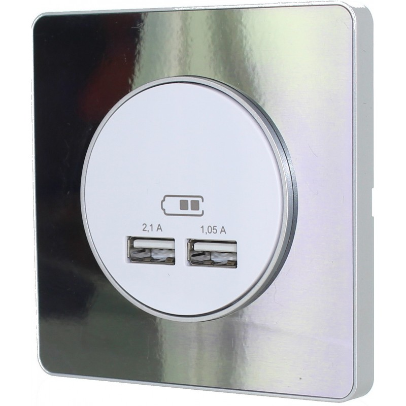 chargeur usb double odace